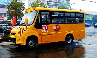 桂客大宇19座幼儿园校车
