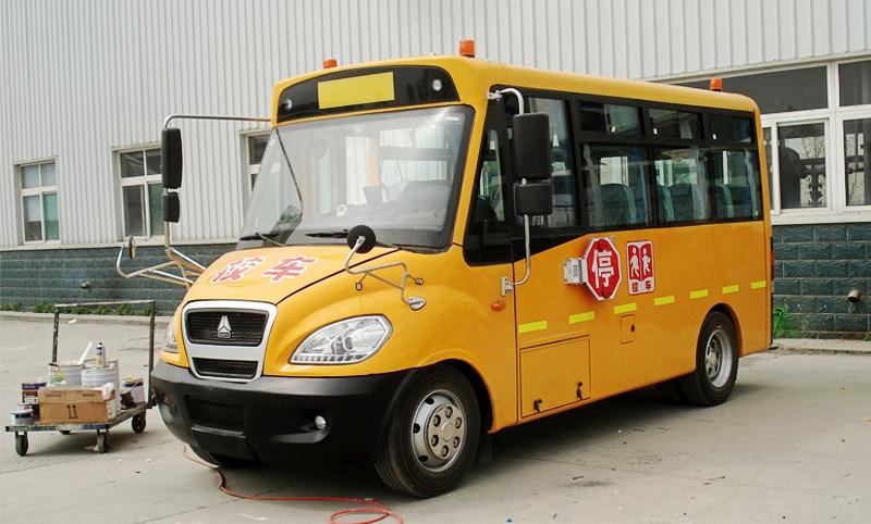 重汽黄河19座幼儿园校车