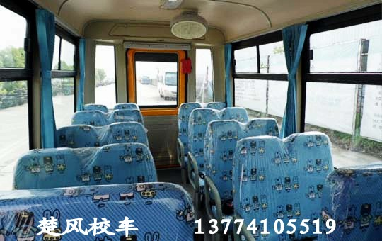 楚风18座儿园校车(国五)