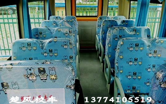 楚风19座幼儿园校车(国五)