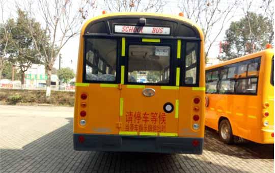 少林36座幼儿园校车