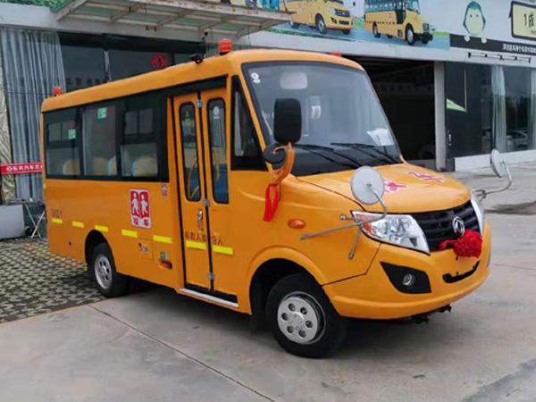 东风莲花19座幼儿园校车(5.3米)