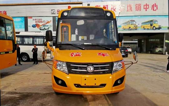 东风莲花19座幼儿校车(5.7米)